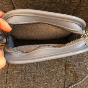 Coach Bags - Light blue vintage leather coach purse